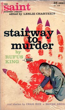 Image for Stairway To Murder: An Anthology