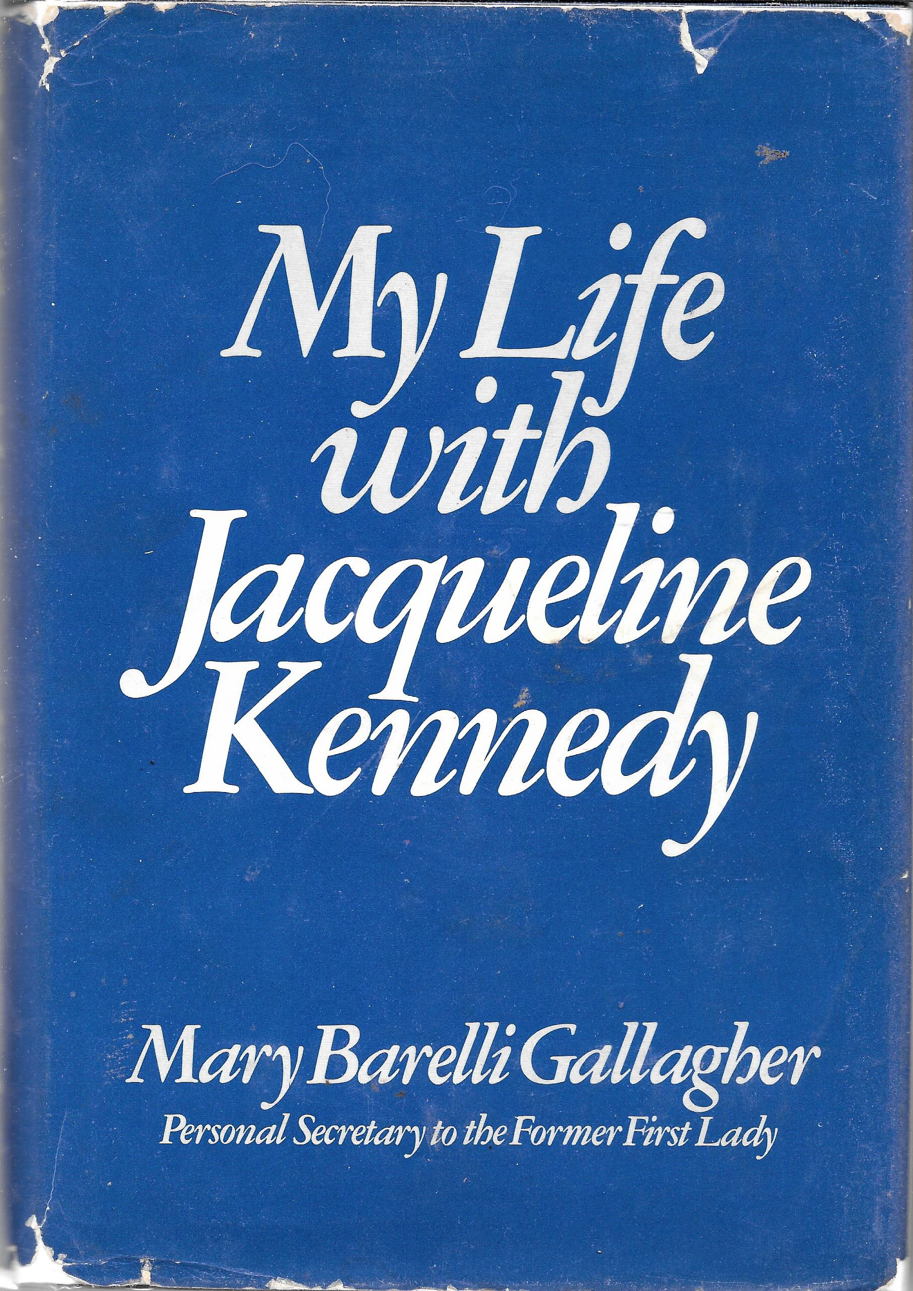 Image for My Life With Jacqueline Kennedy