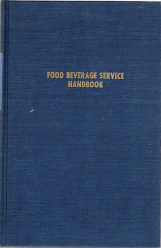 Image for Food Beverage Service Handbook
