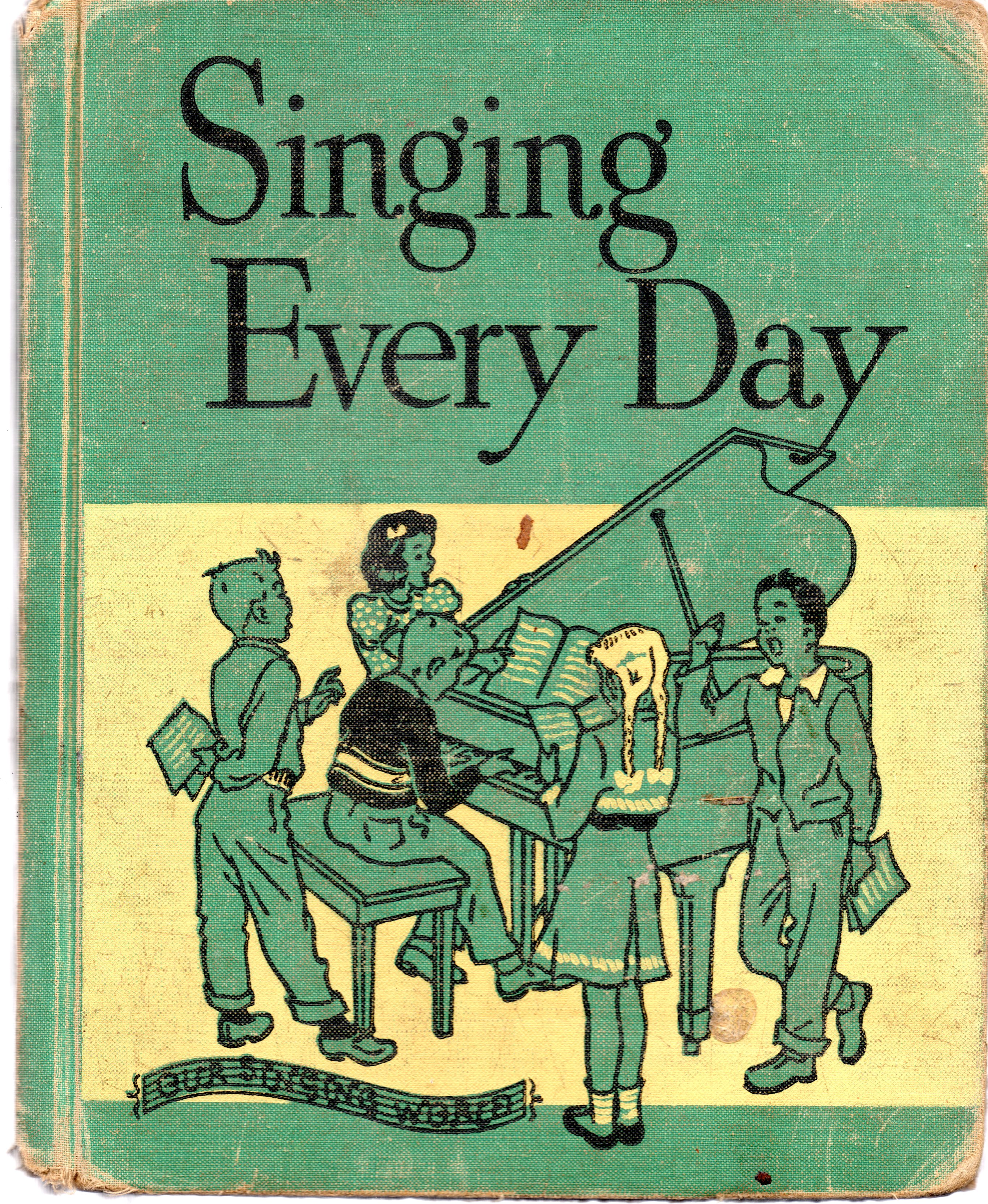 Image for Singing Every Day (Our Singing World)