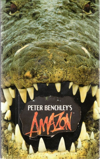 Image for Peter Benchley's Amazon: The Ghost Tribe (Peter Benchley's Amazon, No 1)