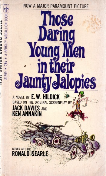 Image for Those Daring Young Men In Their Jaunty Jalopies