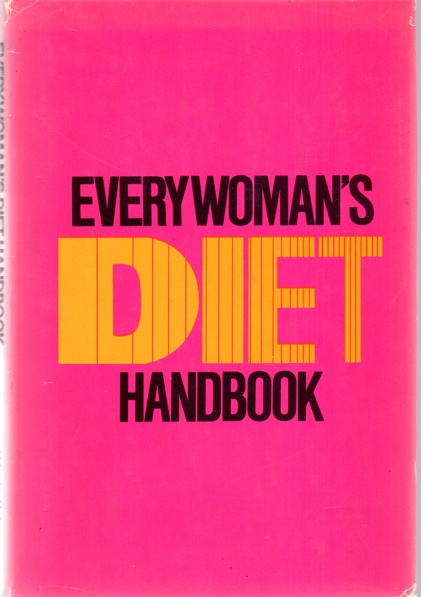 Image for Everywoman's Diet Handbook