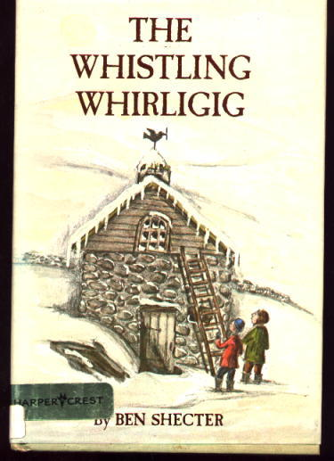 Image for The Whistling Whirligig