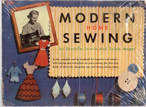 Image for Modern Home Sewing in Two Parts