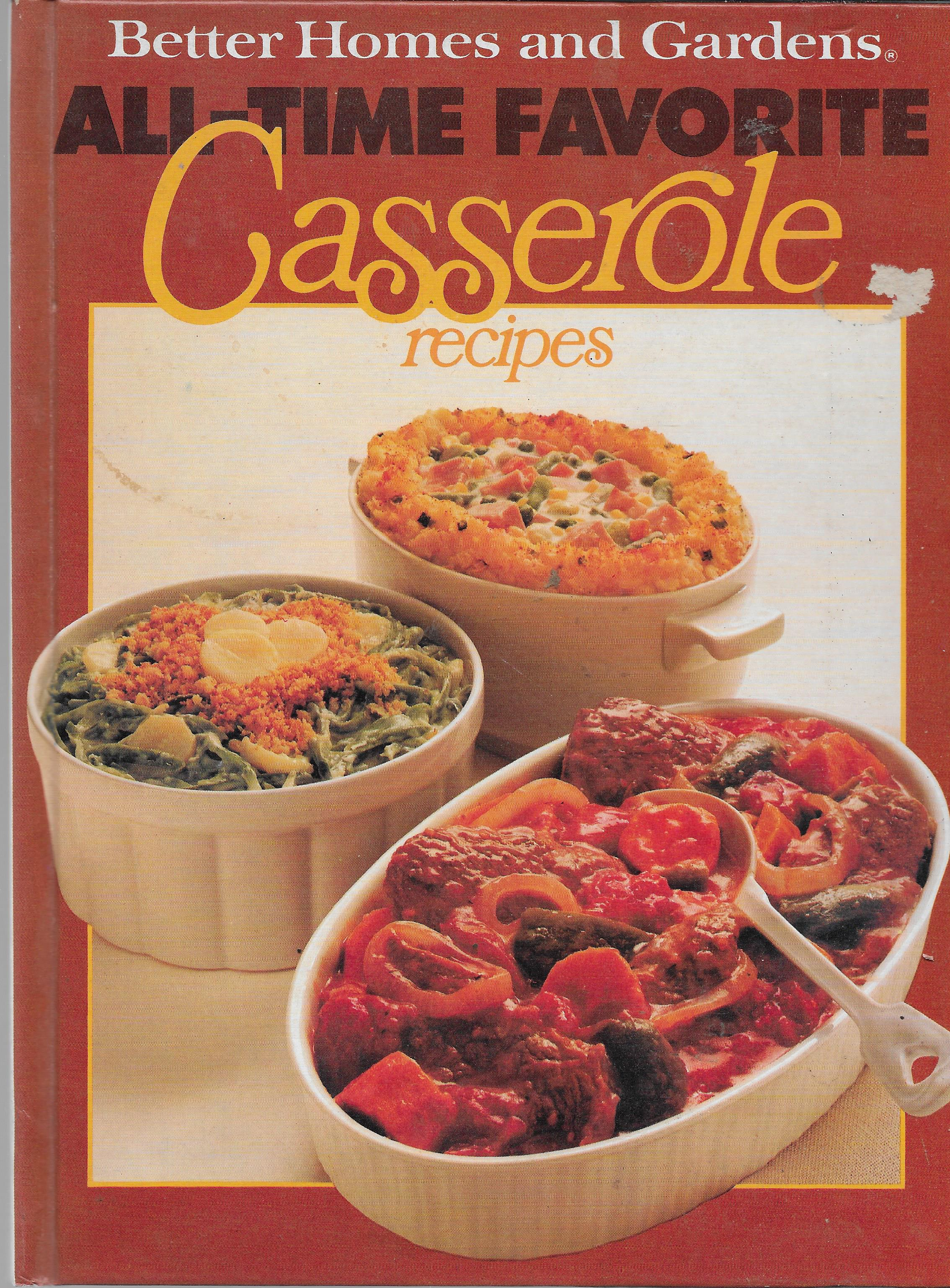 Image for All-Time Favorite Casserole Recipes