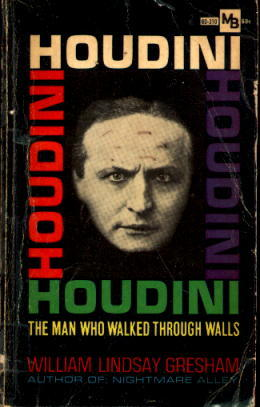 Image for Houdini: The Man Who Walked Through Walls