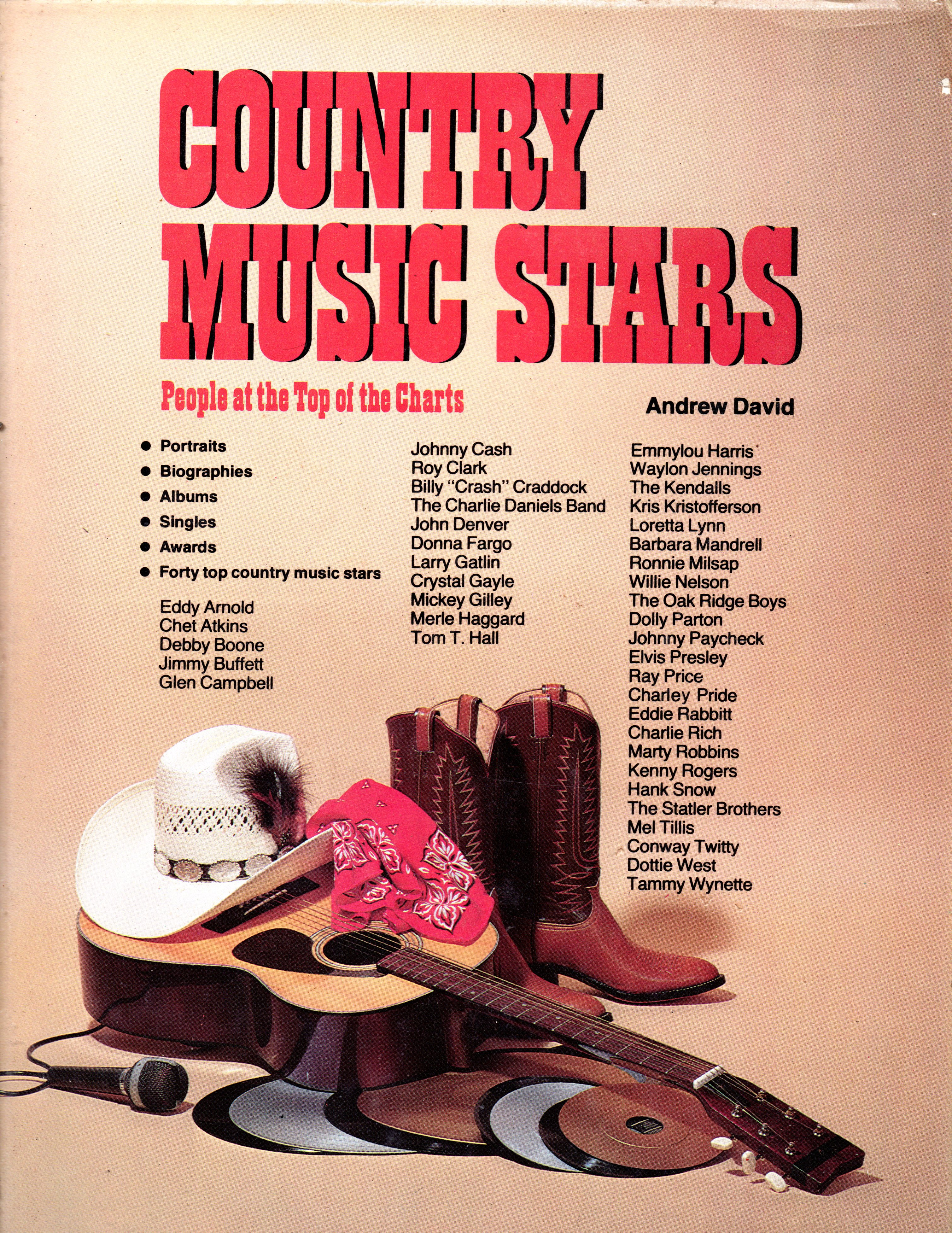 Image for Country Music Stars