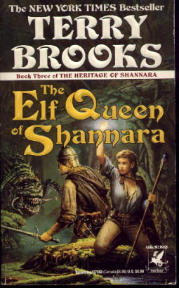 Image for The Elf Queen Of Shannara