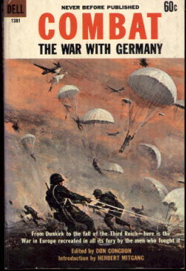 Image for Combat: The War With Germany