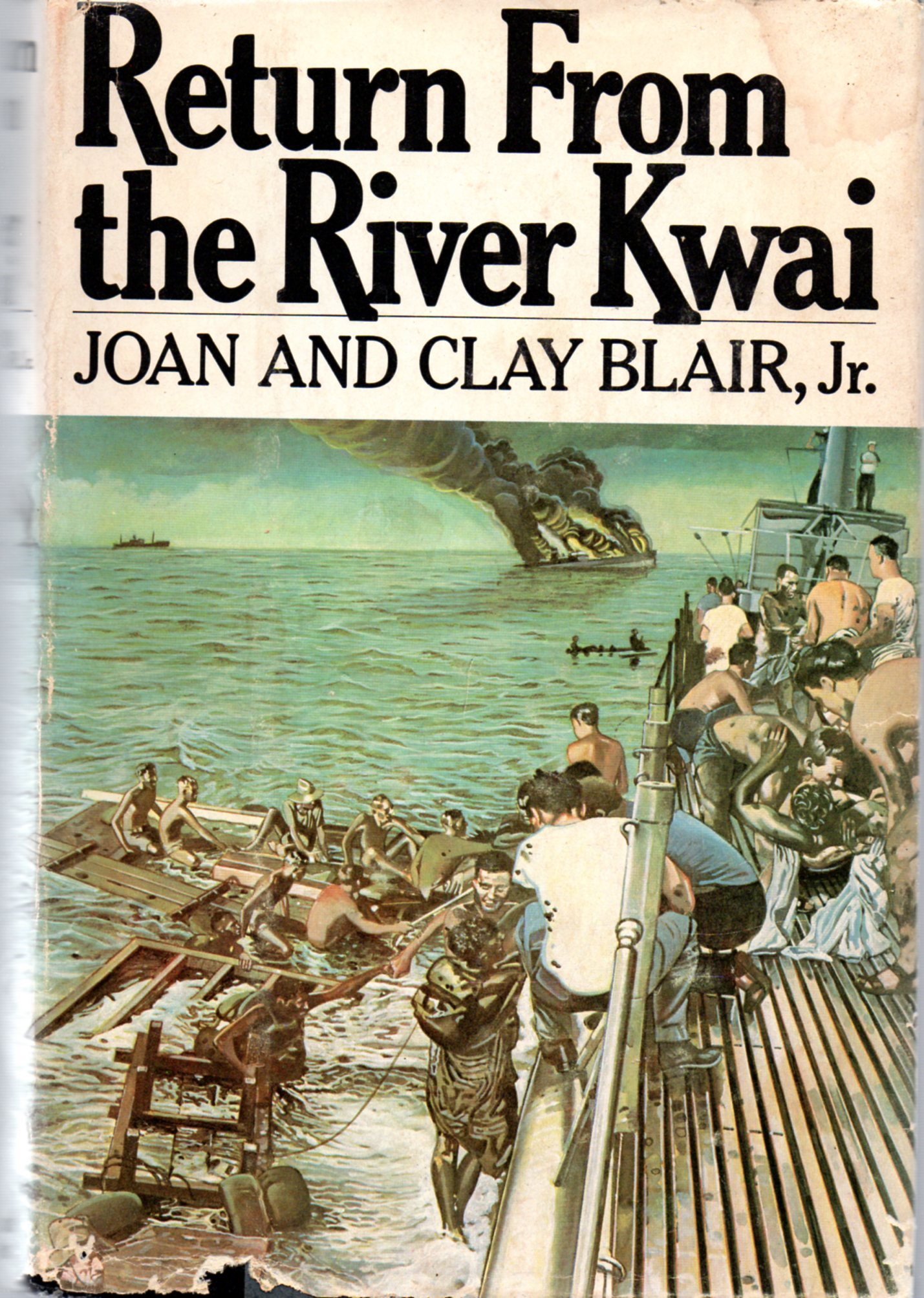 Image for Return From the River Kwai