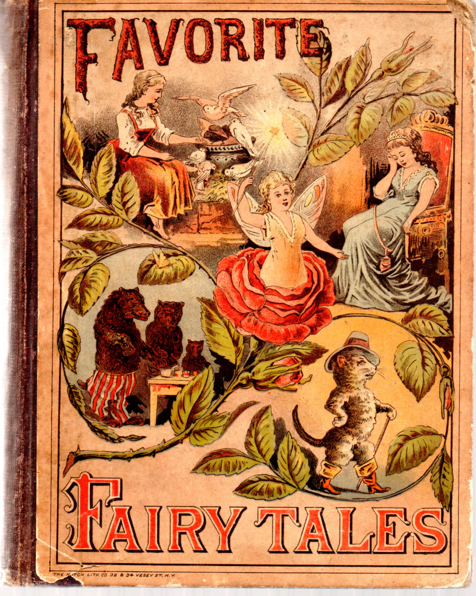 Image for Favorite Fairy Tales