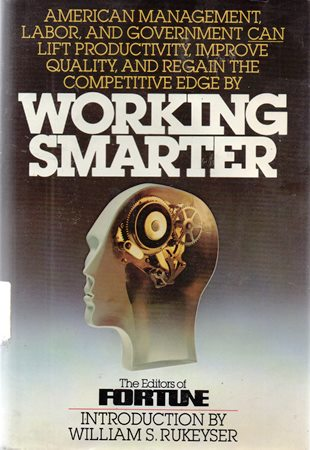 Image for Working Smarter