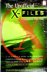 Image for The Unofficial X-Files Companion Part One (Audiobook)