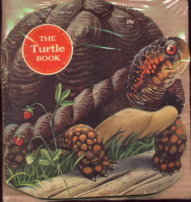 Image for The Turtle Book (A Golden Shape Book)