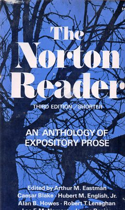 Image for The Norton Reader: Third Edition/Shorter