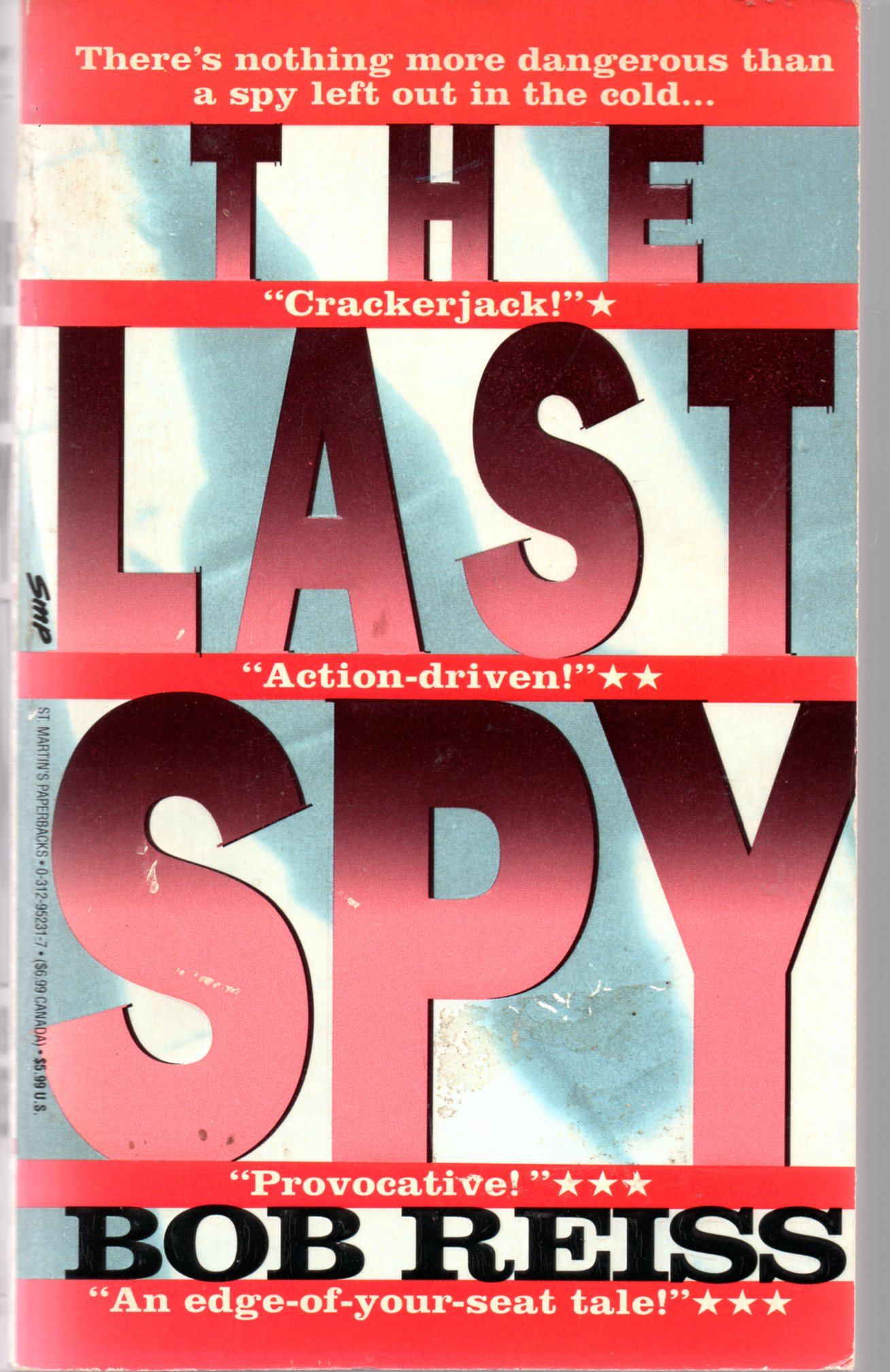 Image for The Last Spy