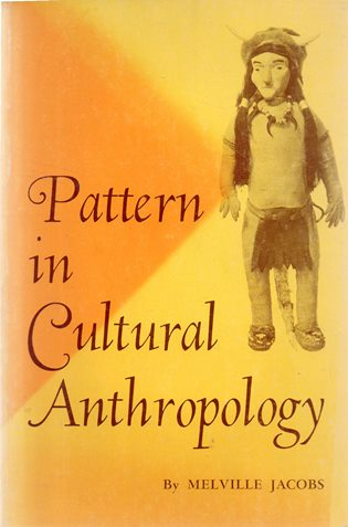 Image for Pattern In Cultural Anthropology