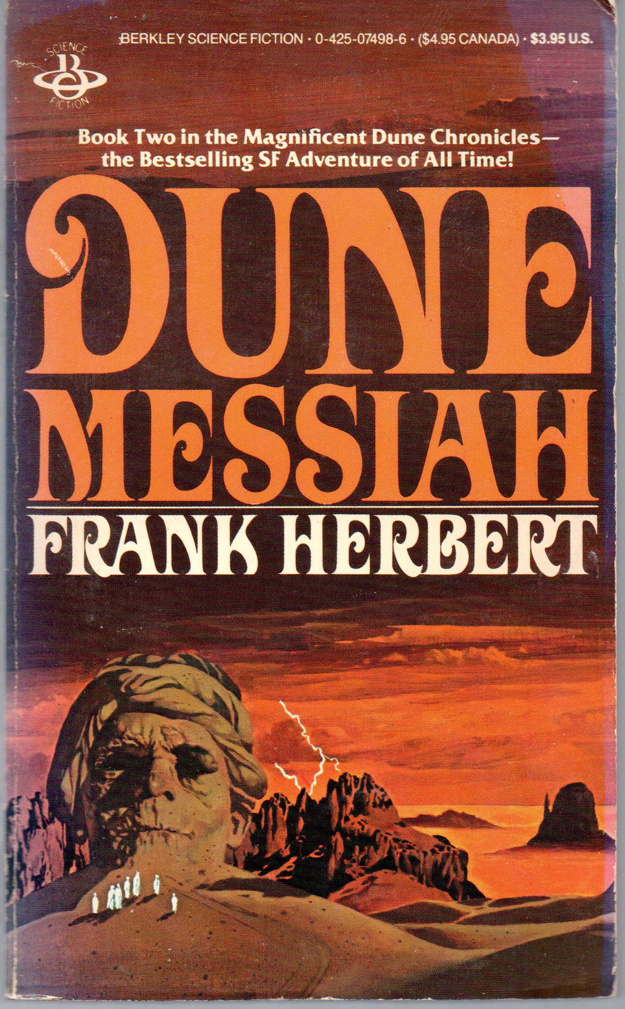 Image for Dune Messiah