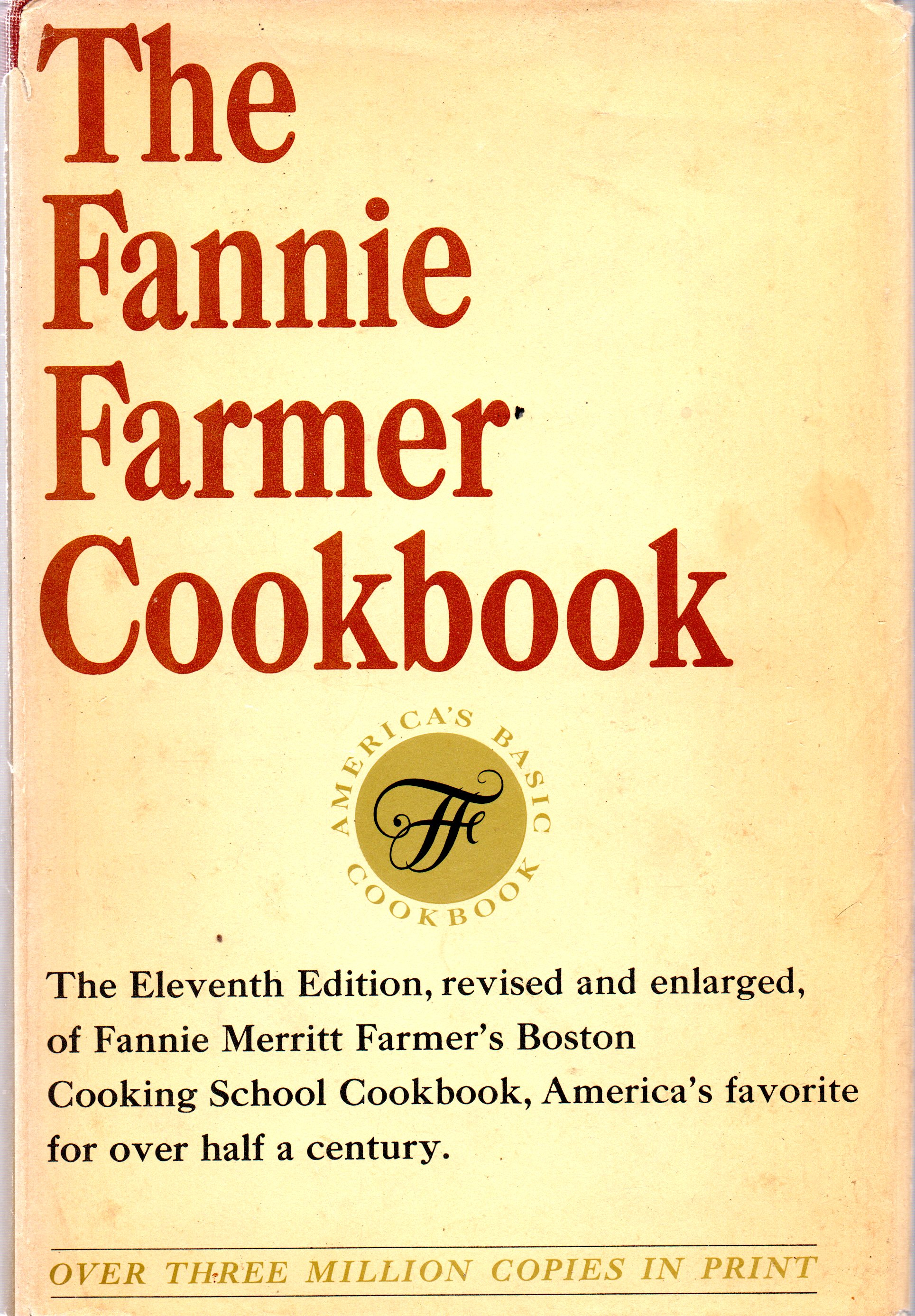 Image for The Fannie Farmer Cookbook