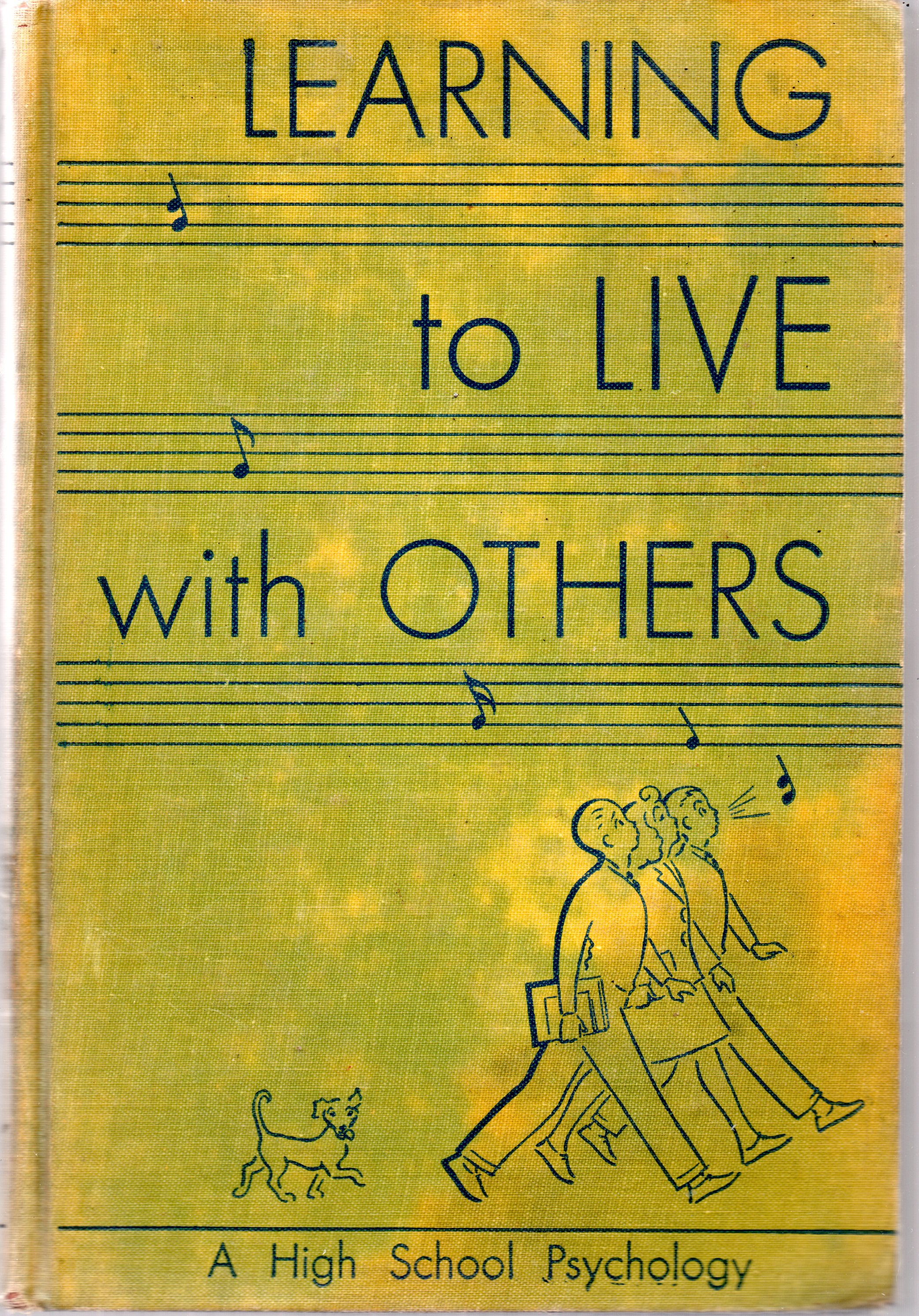 Image for Learning to Live With Others