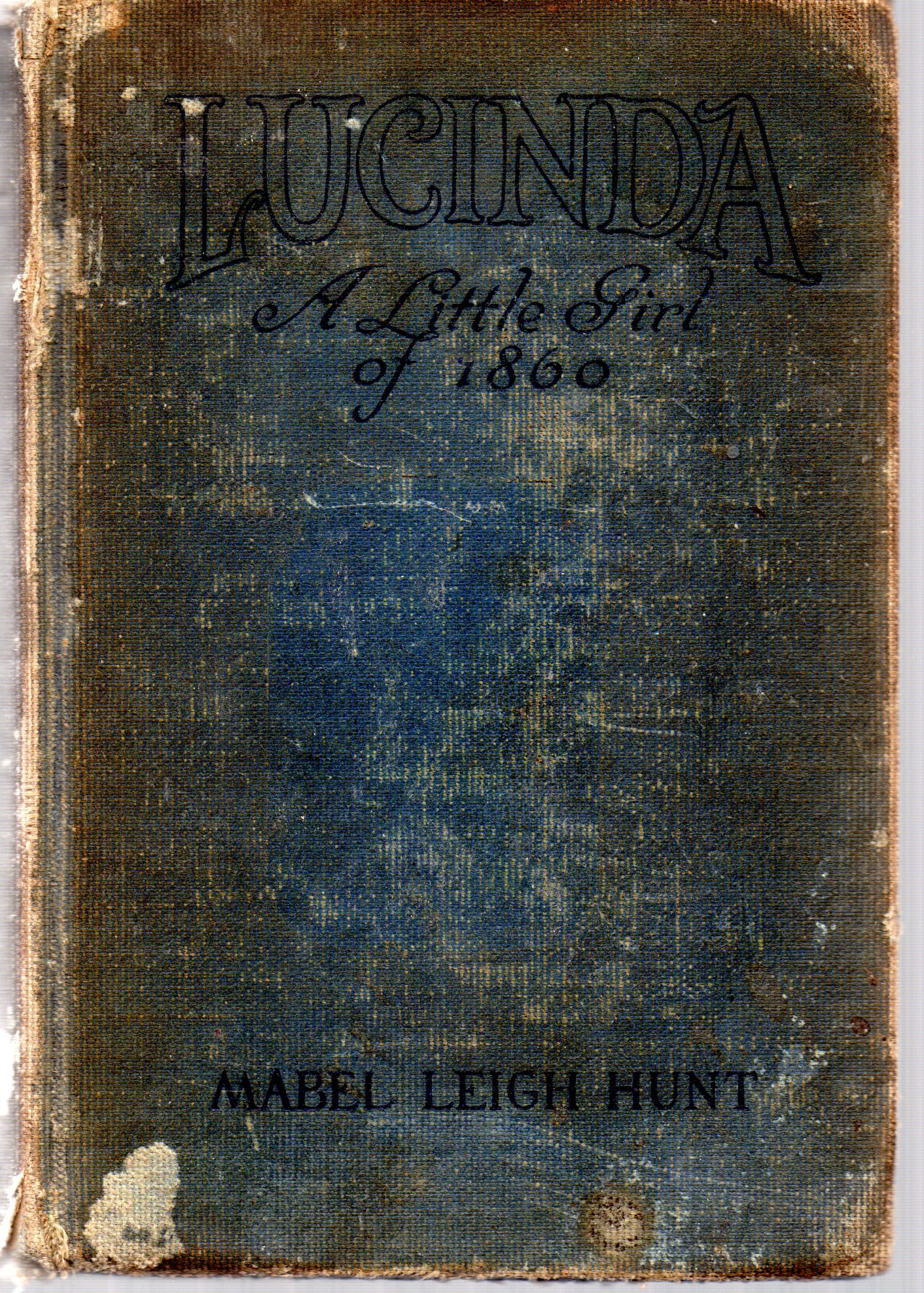 Image for Lucinda: A Little Girl of 1860