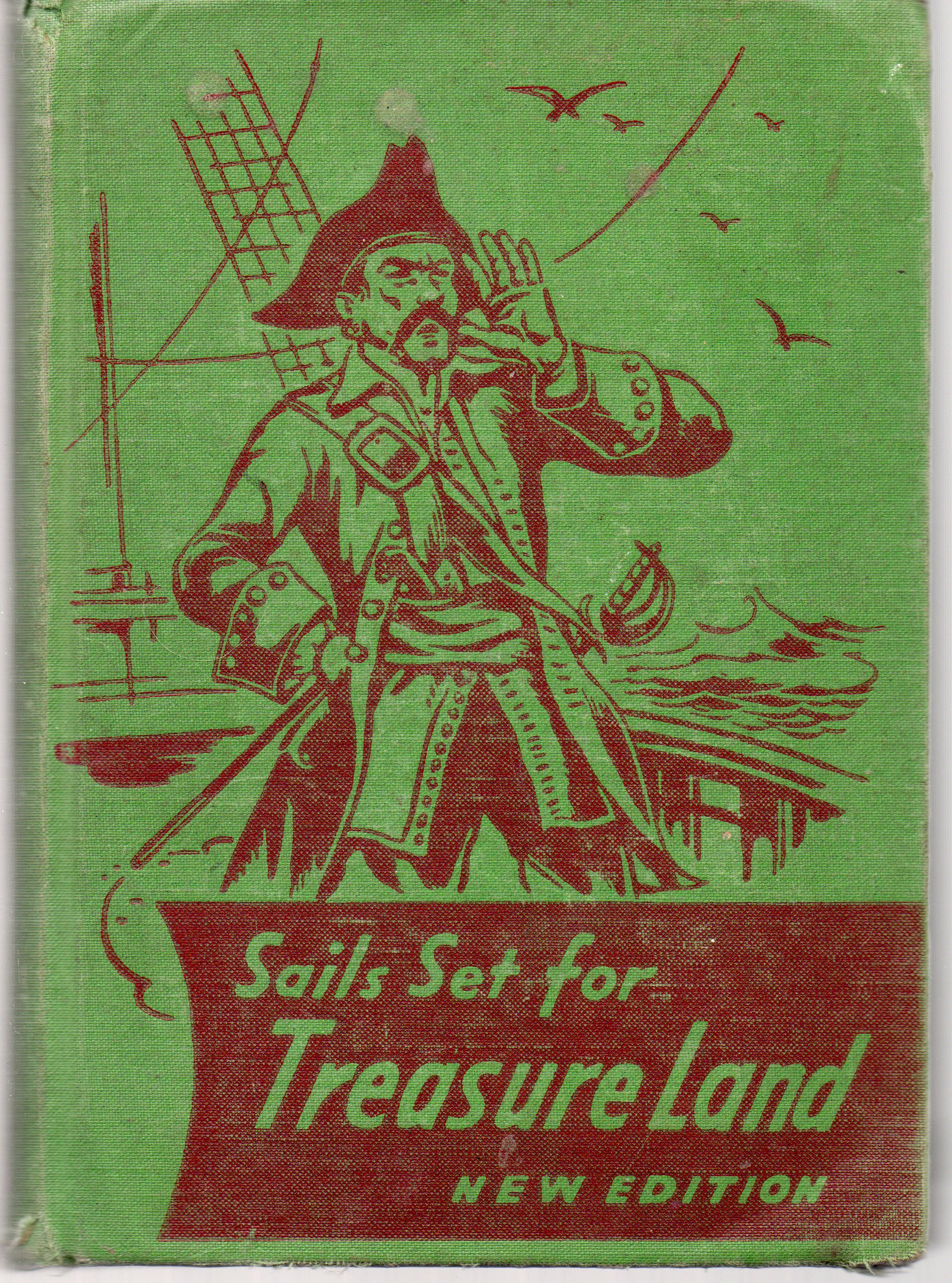Image for Sails Set For Treasure Land: New Edition