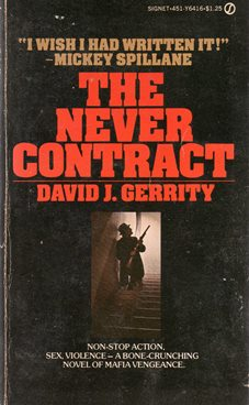 Image for The Never Contract