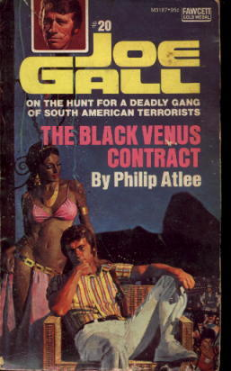 Image for The Black Venus Contract: Joe Gall #20