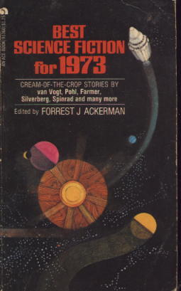 Image for Best Science Fiction For 1973
