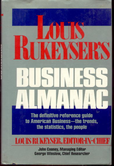 Image for Lous Rukeyser's Business Almanac