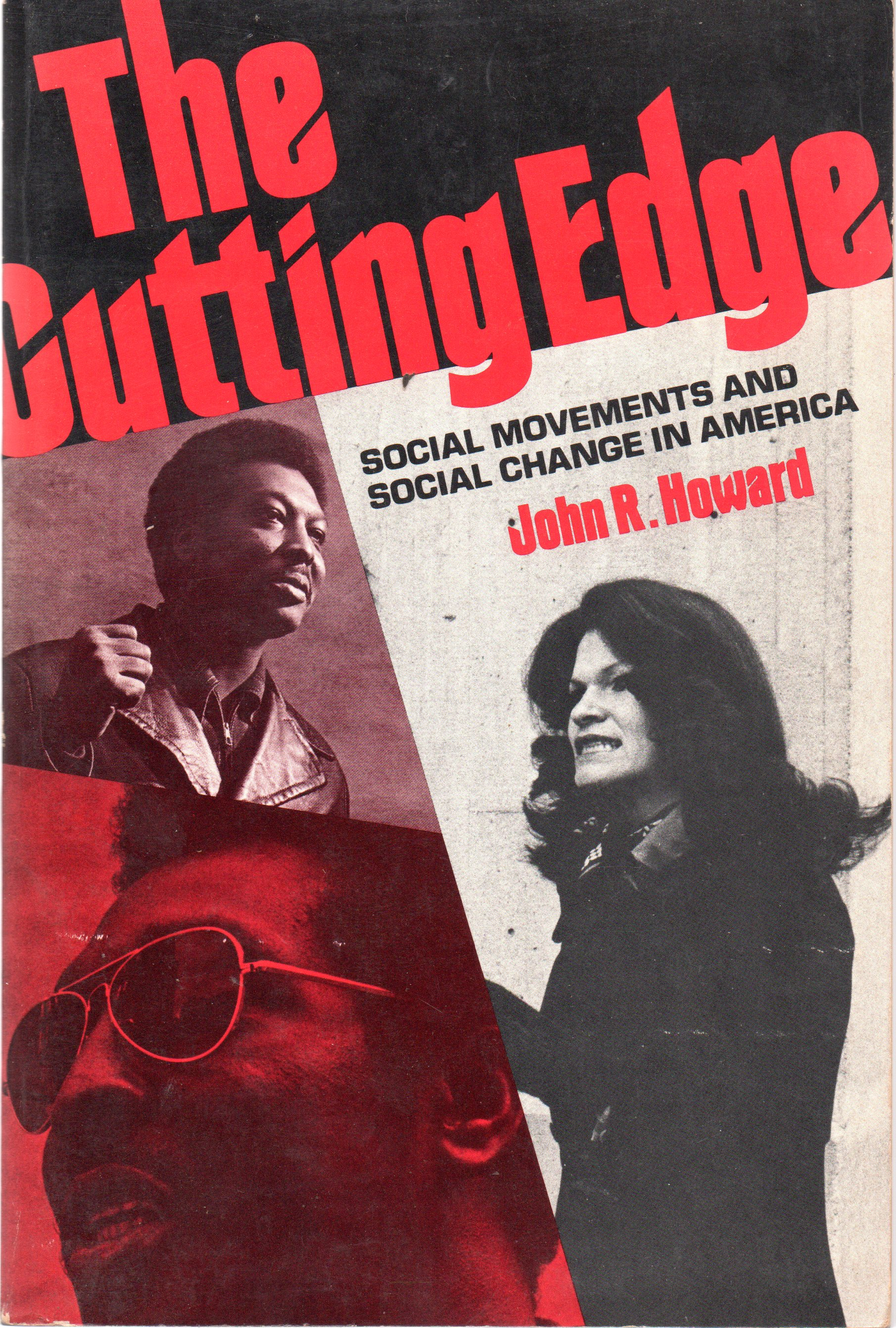 Image for The Cutting Edge: Social Movements and Social Change in America