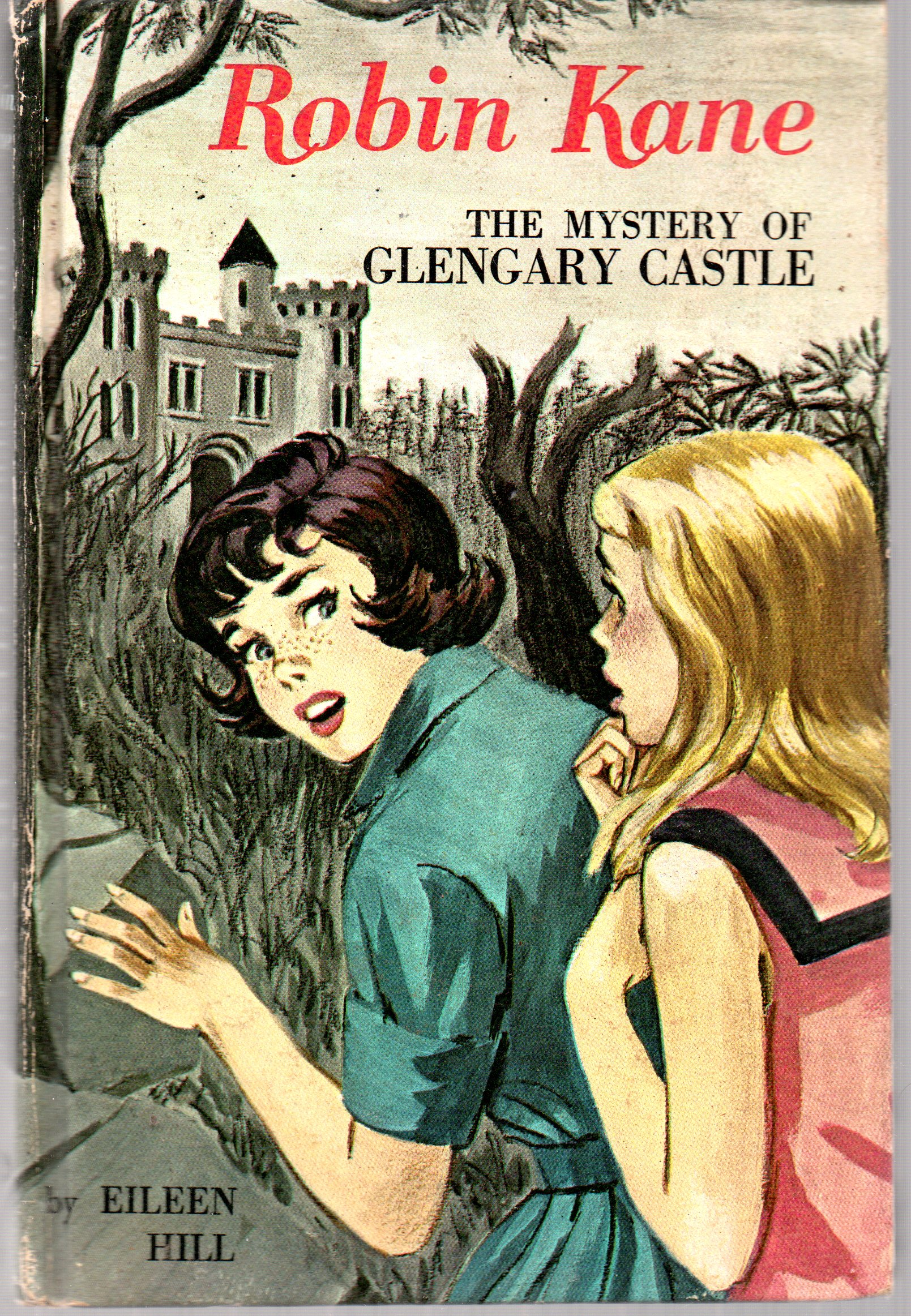 Image for Robin Kane: The Mystery of Glengary Castle