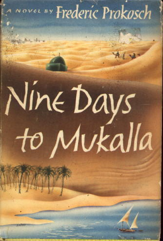 Image for Nine Days to Mukalla