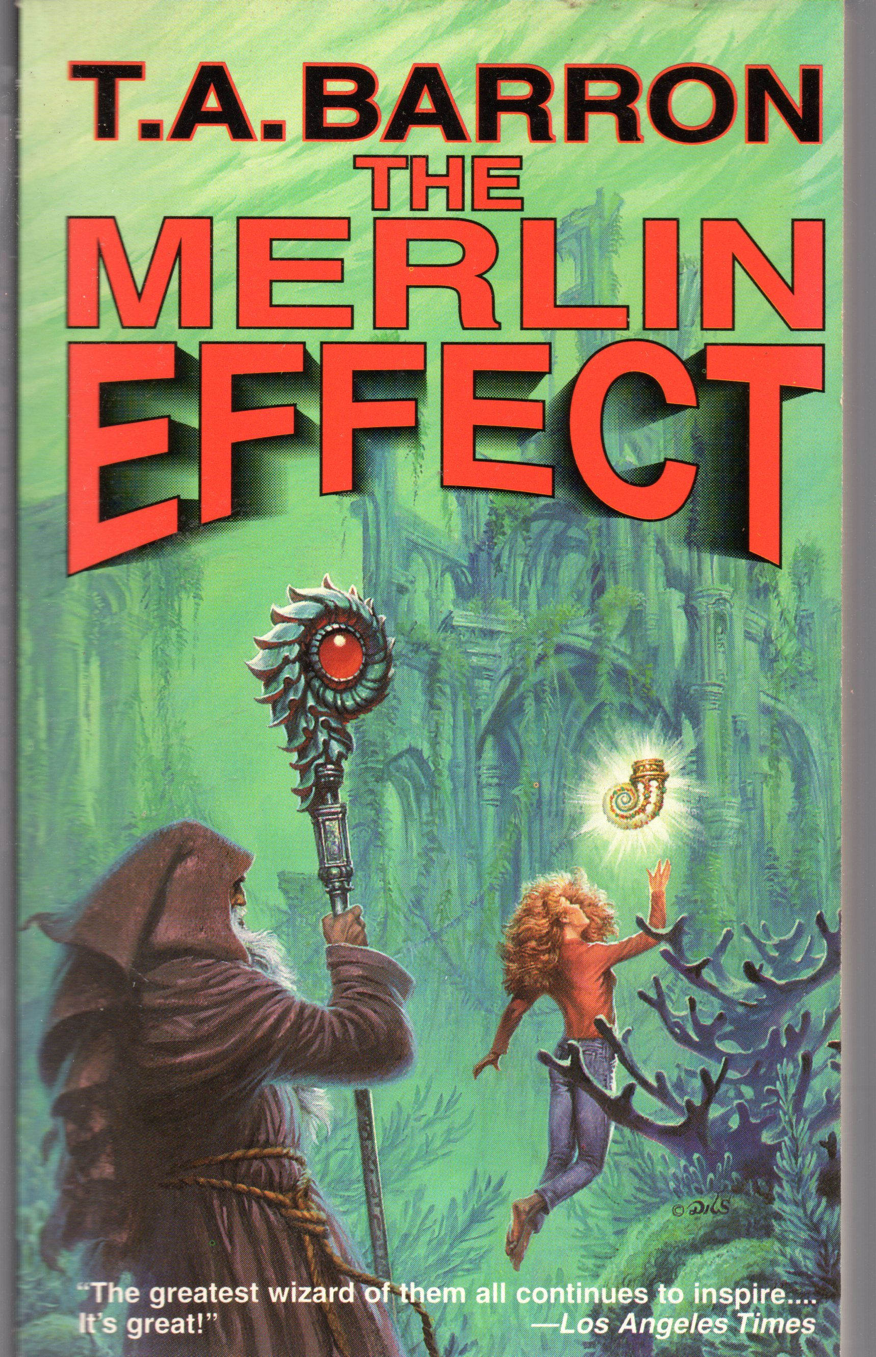 Image for The Merlin Effect