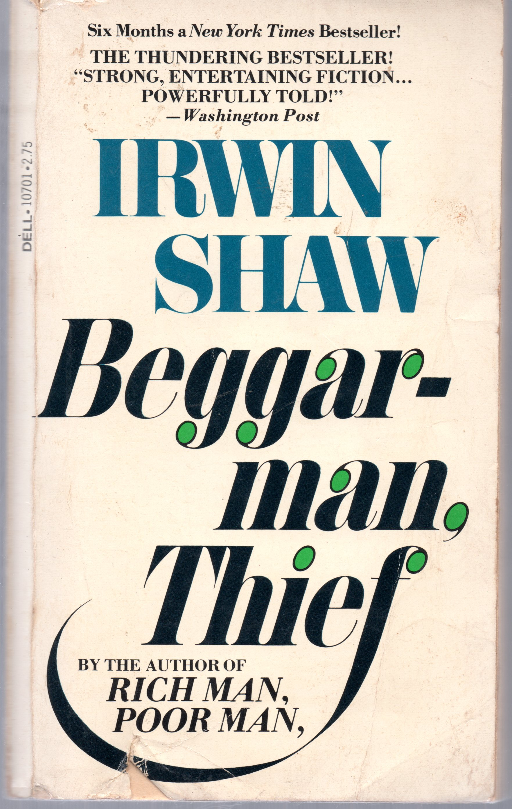 Image for Beggarman, Thief