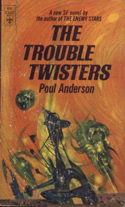 Image for The Trouble Twisters