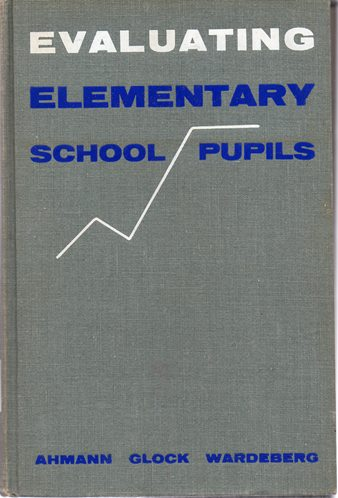 Image for Evaluating Elementary School Pupils