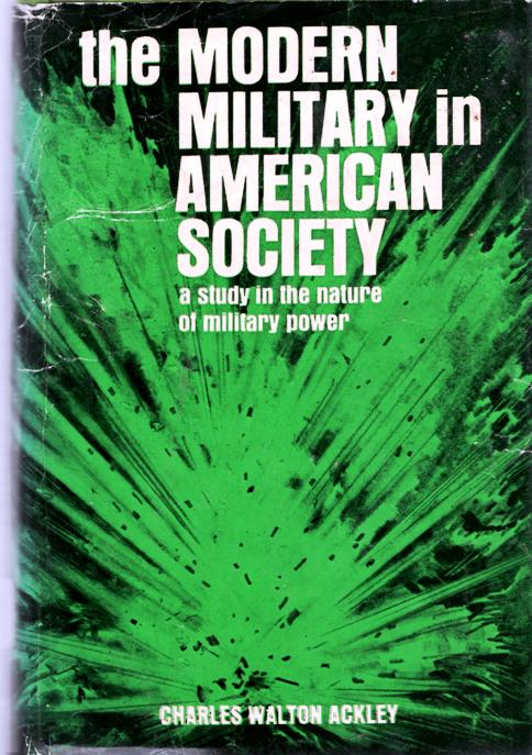 Image for The Modern Military In American Society