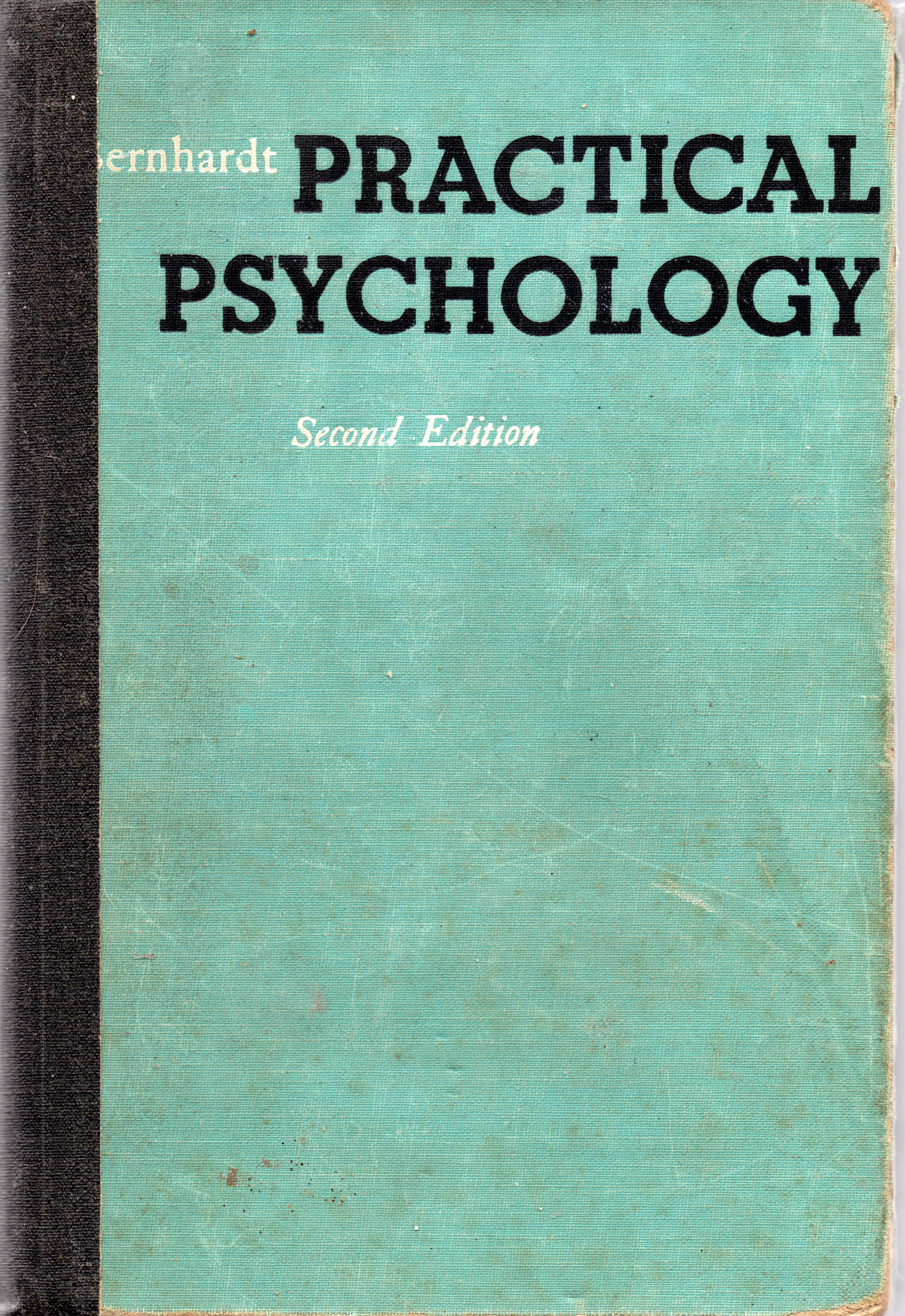 Image for Practical Psychology: Second Edition