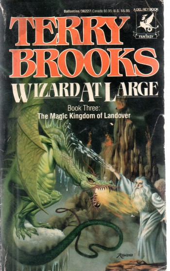Image for Wizard At Large