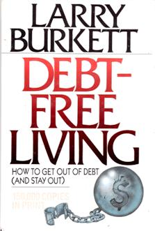Image for Debt-Free Living