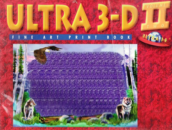 Image for Ultra 3-D Volume Two