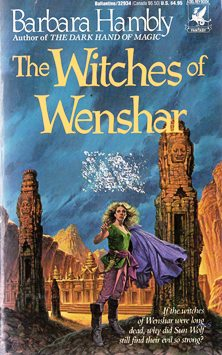 Image for The Witches of Wenshar