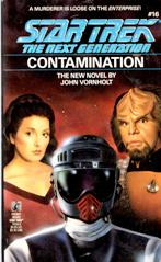 Image for Contamination (Star Trek The Next Generation)