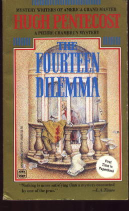 Image for The Fourteen Dilemma