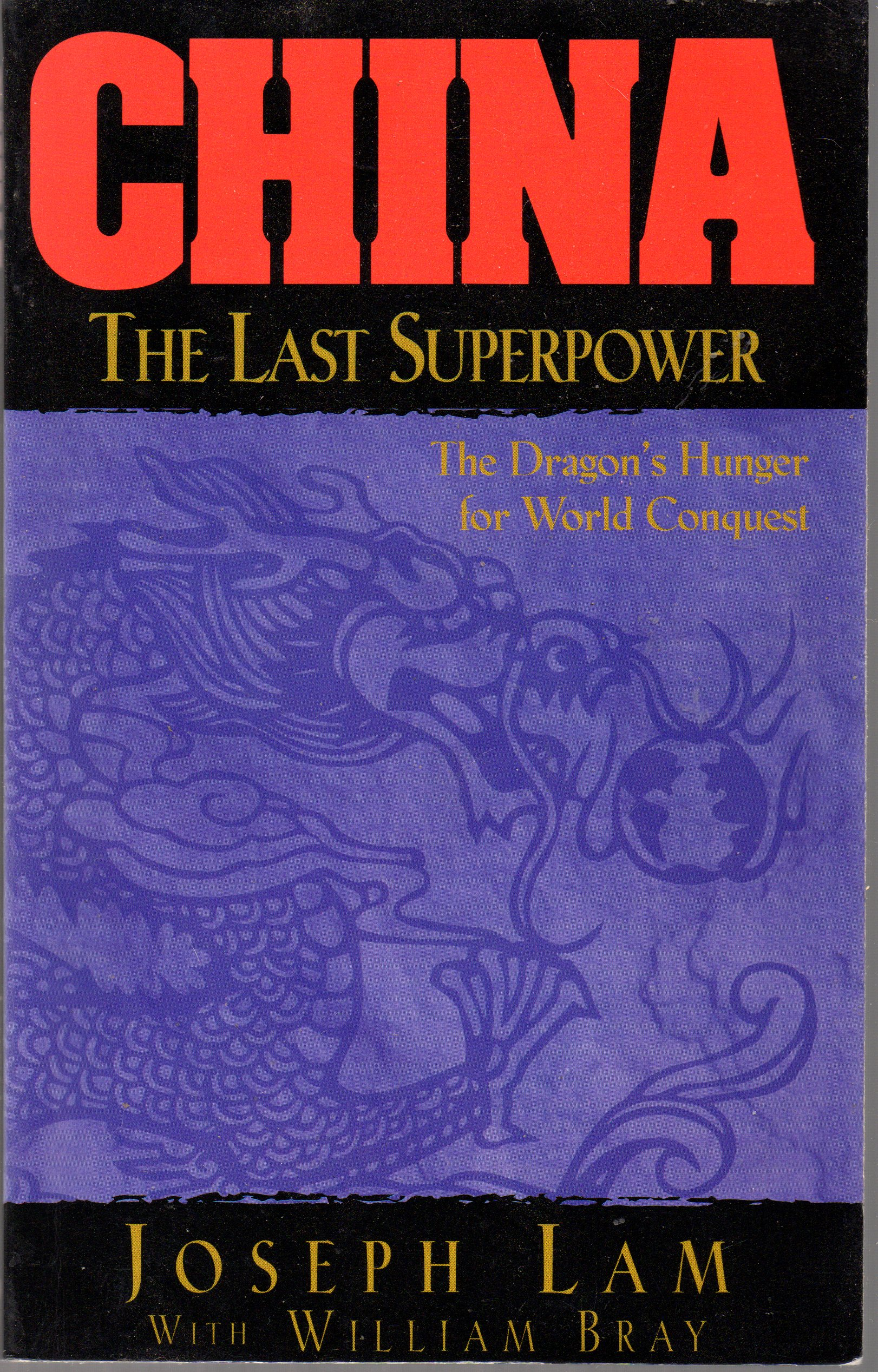 Image for China: The Last Superpower