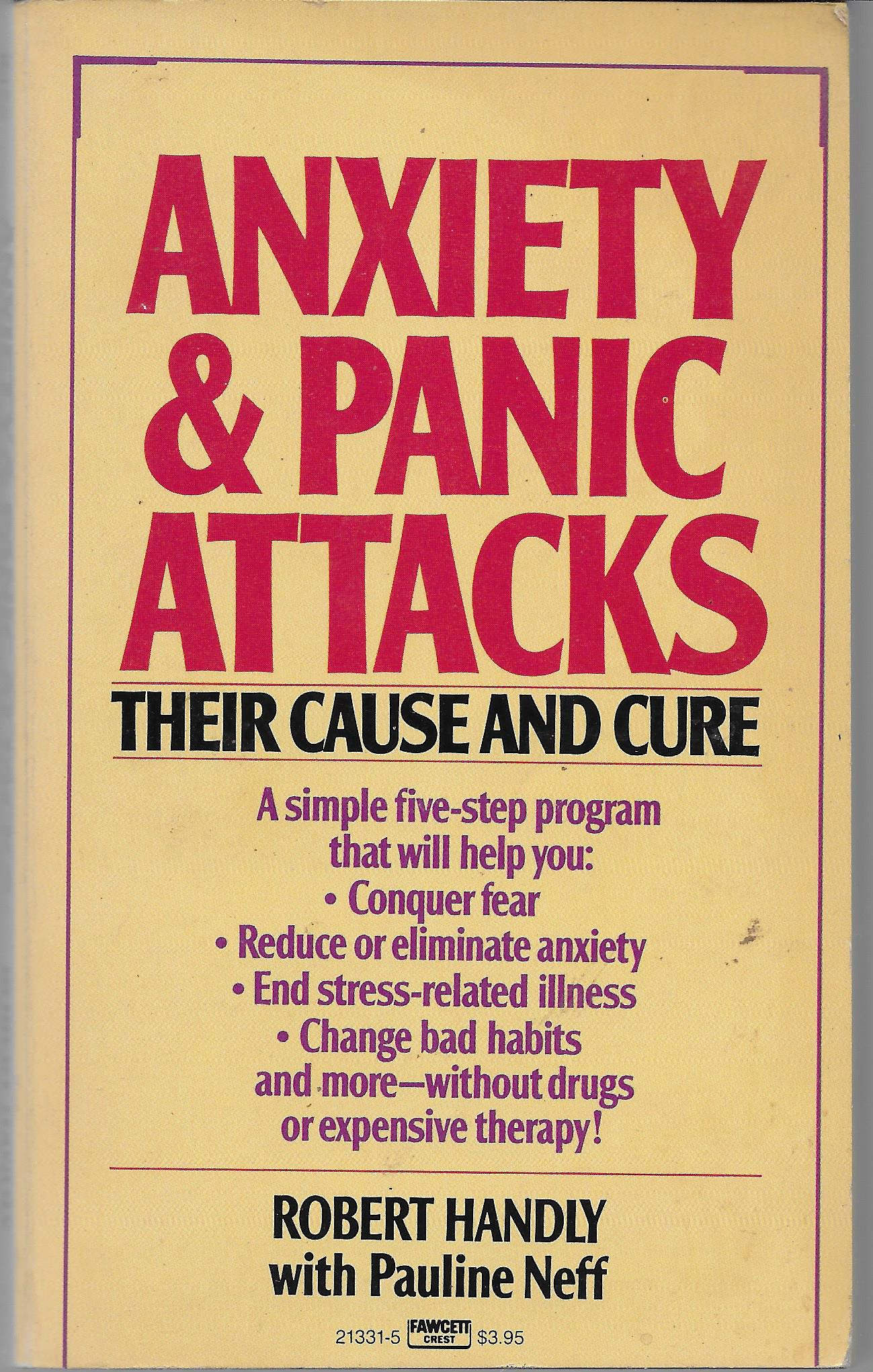 Image for Anxiety & Panic Attacks