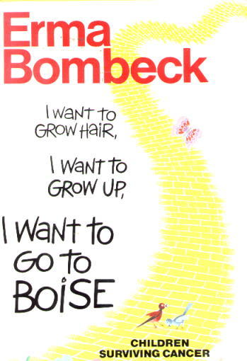 Image for I Want To Grow Hair, I Want To Grow Up, I Want To Go The Boise