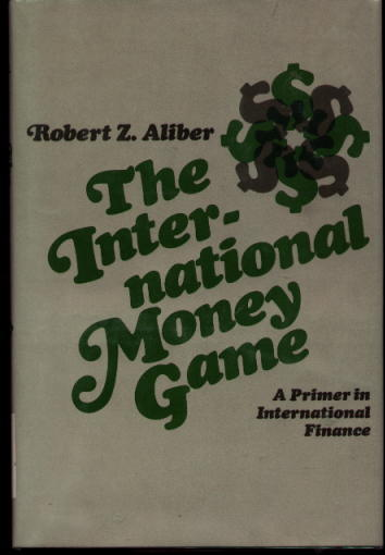Image for The International Money Game